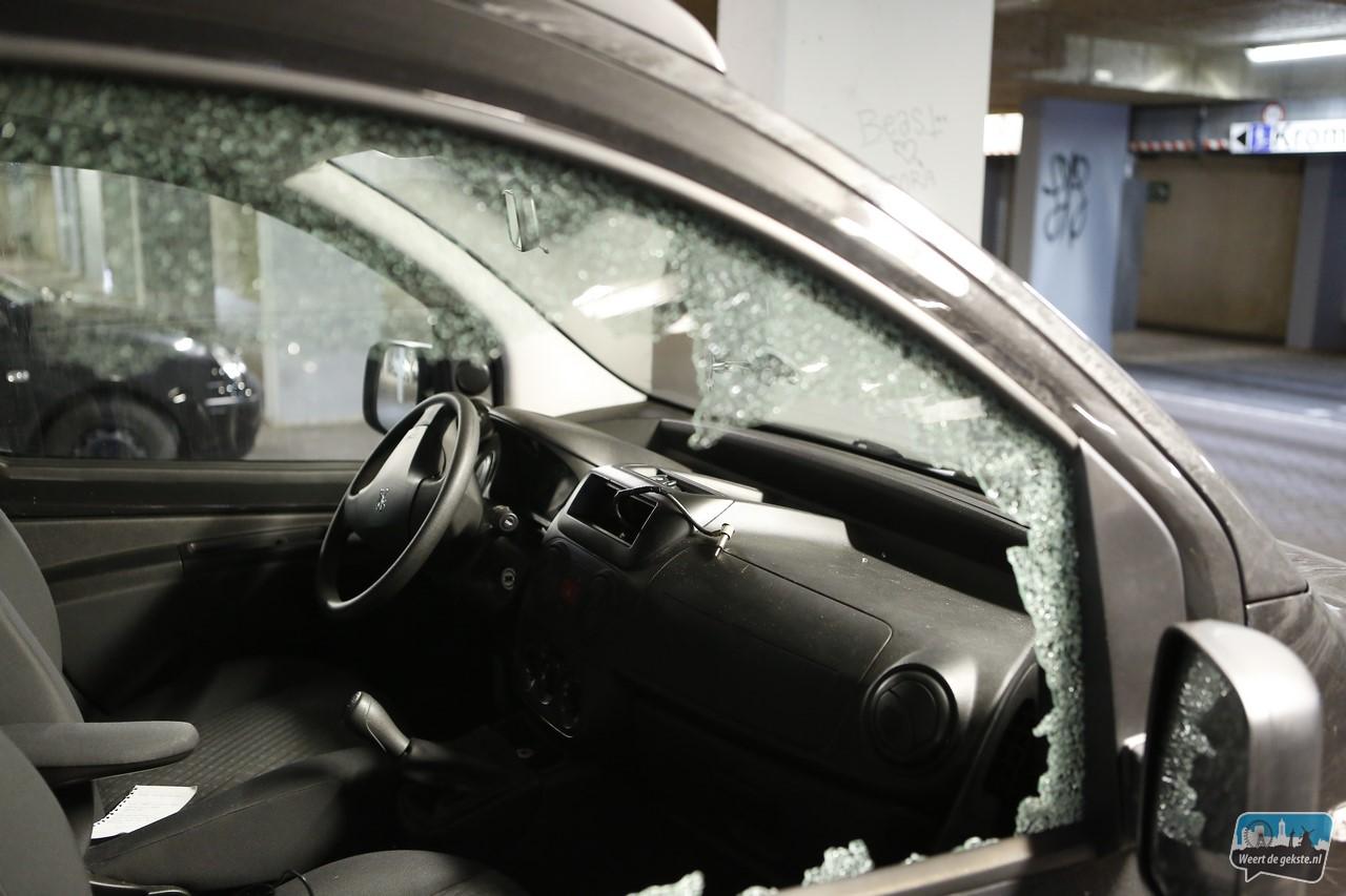 aangifte auto inbraak