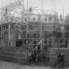 De bouw van het Ursulinen. 1910-1920
