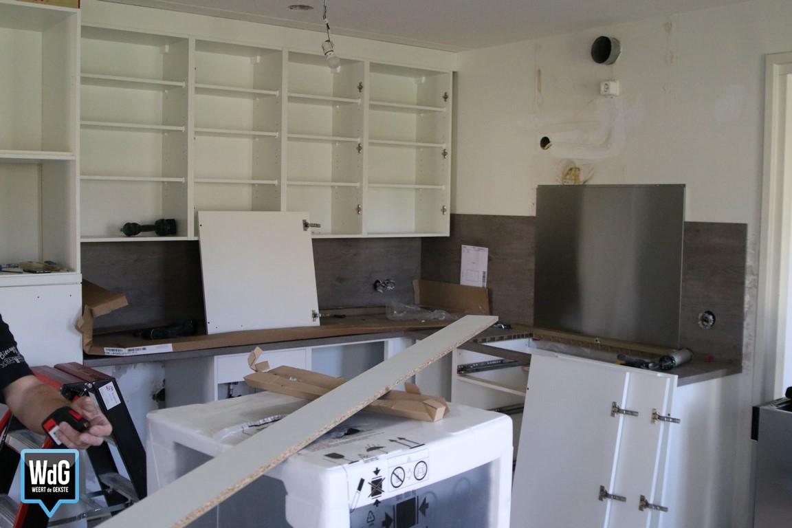 Keuken villa Weerterbergen