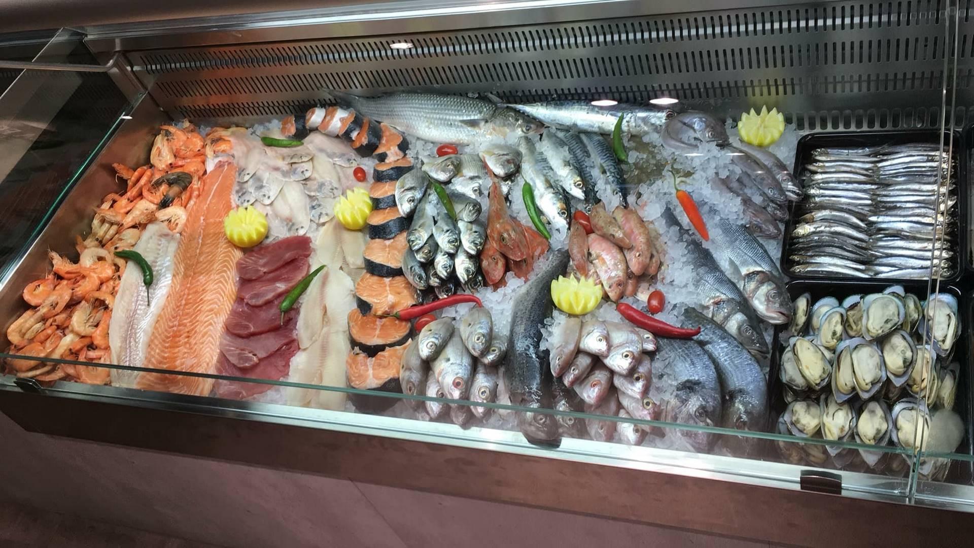 Proef visrestaurant Aqua Grill Weert