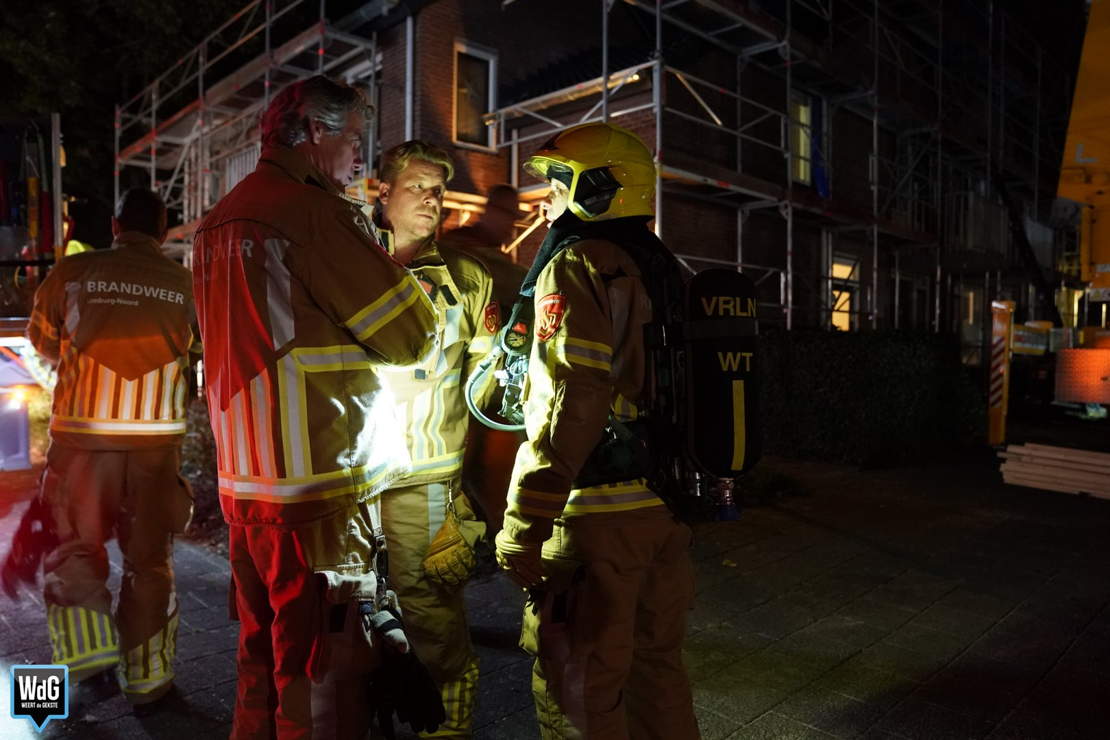 Controle in woning na onwelwording