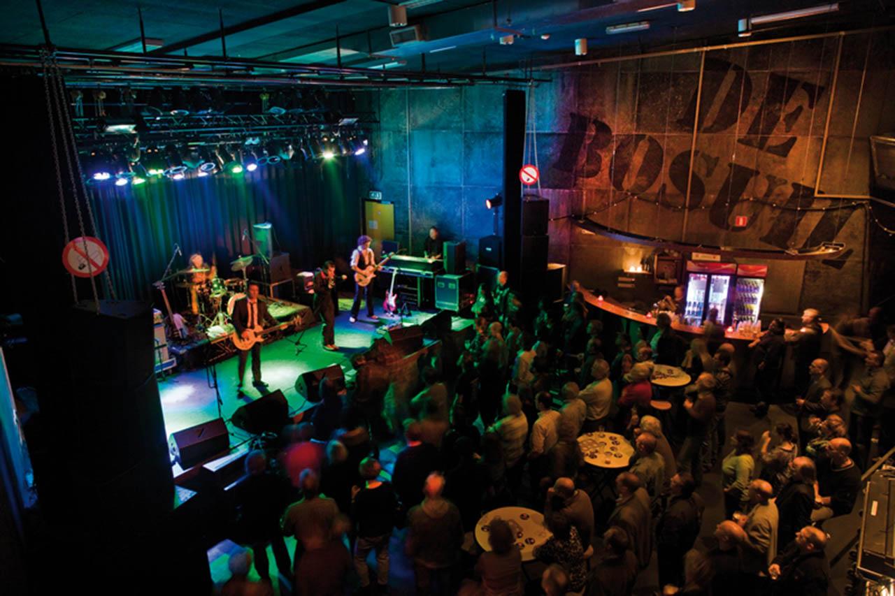 Verjaardag Rock.Rock Inc Viert Verjaardag Met Festival